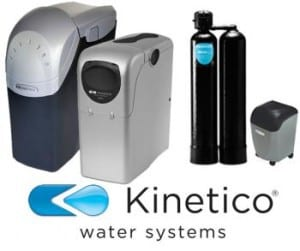 Kinetico Water Softeners