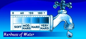 Hard Water Levels