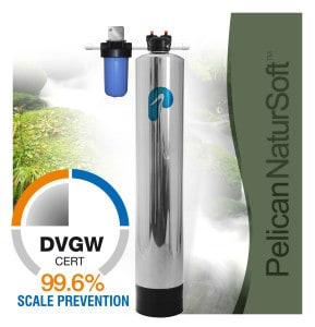 Pelican NaturSoft Salt-Free Water Softener