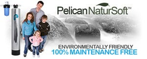Pelican Water Softeners Are 100% Eco-Friendly