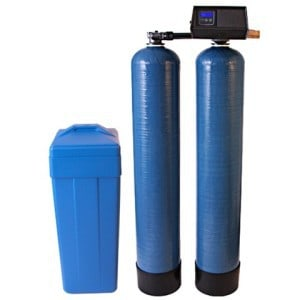 Fleck 9100 SXT Dual Tank Water Softener System