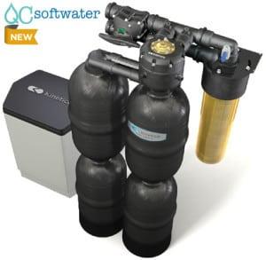 Kinetico Premier Series Water Softener