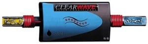 The Clearwave Electronic (CW-125) Water Softener System