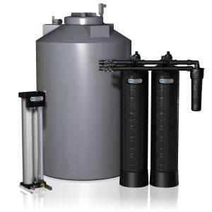 Kinetico RO Whole House Membrane Water Softener