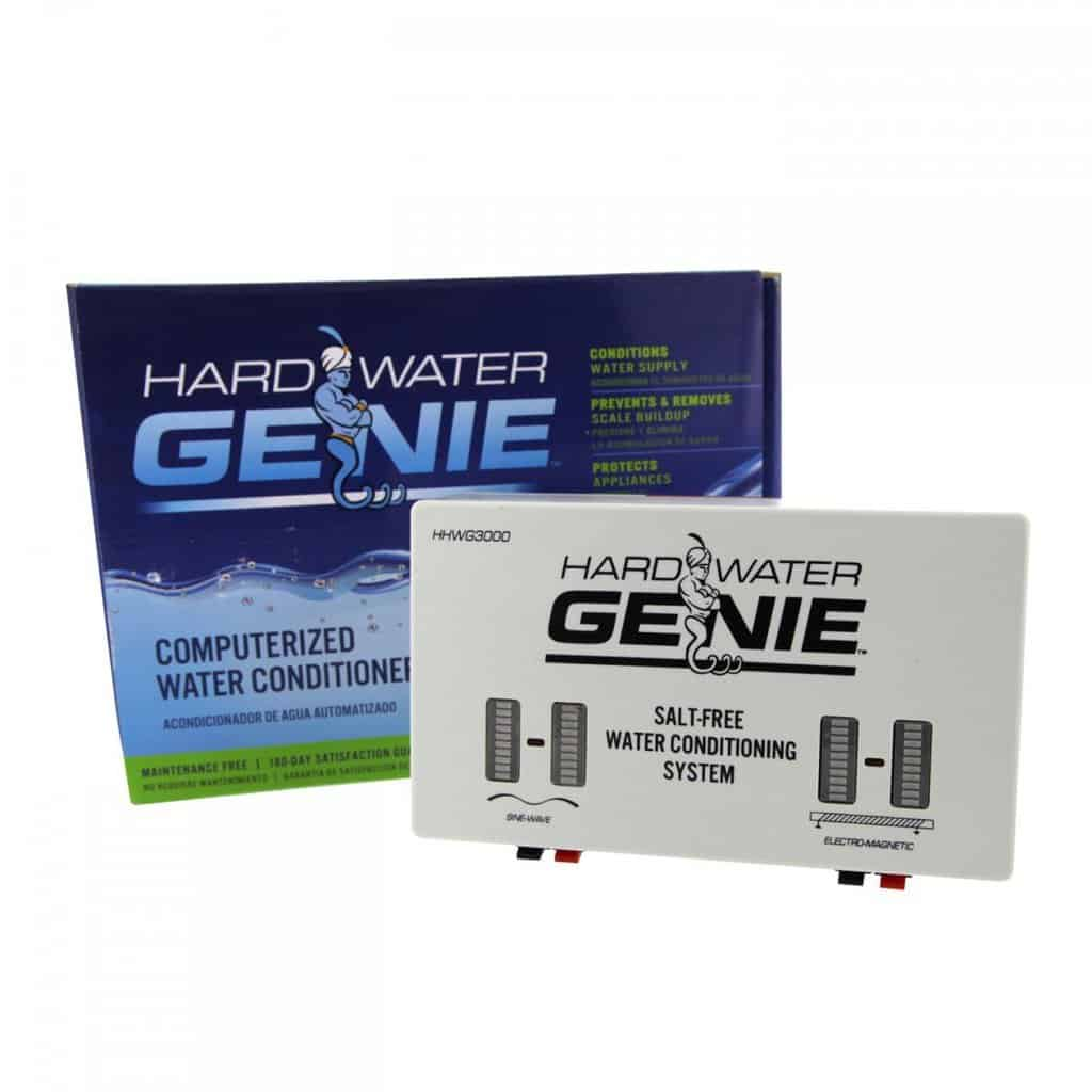Hard Water Genie Computerized Water Conditioner